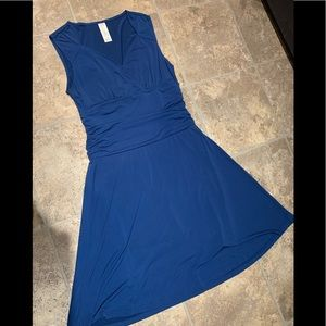 New.  Figure flattering dress